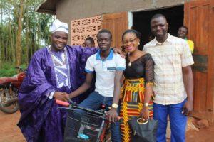 ONG FAITH soutien la jeunesse